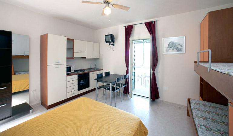 Appartamenti per vacanze a vieste sul mare nel gargano for Appartamenti vieste